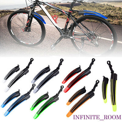 Bicycle Front & Rear Mudguards Mountain Cycling Fender Mudguards Guar Durable