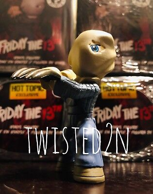 Funko Mystery Minis Friday The 13Th Jason Voorhees Hot Topic Exclusive Figure