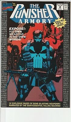 Punisher Armory 2   99 cent auctions lot
