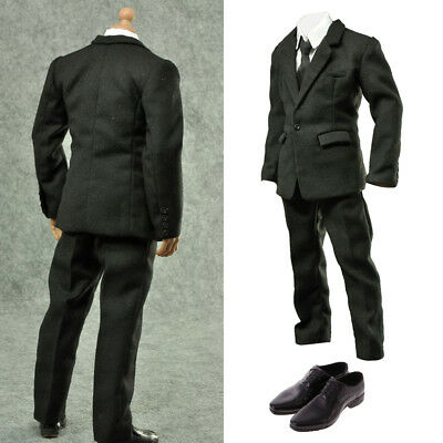 12'' Action Figure Suit 1/6 Male Or Female Formal Clothing Set For Hot Toys