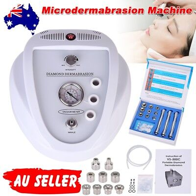 Diamond Dermabrasion Machine Microdermabrasion System Skin Beauty Clean Care
