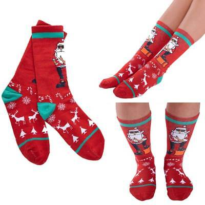 Beautiful, unisex, and popular Christmas wear print stockings