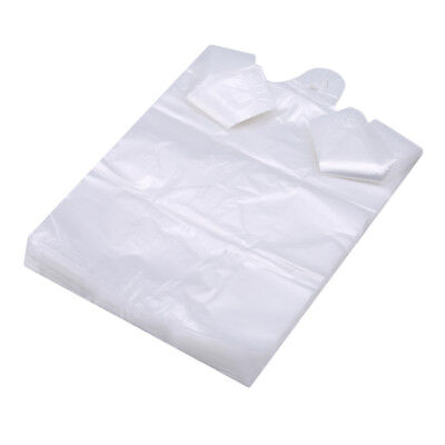 White Transparent Plastic Bag Various Specifications Supermarket Shopping Bag BE