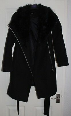 Winter Maternity Coat from Newlook size UK 8                                 (4)