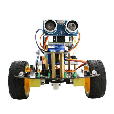 Smart Robot Car Kit UNO Main Board +Bluetooth Module+WiFi Module for Arduino UNO