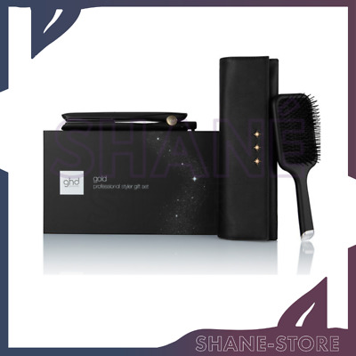 Ghd New Gold Styler Gift Set Piastra + Spazzola Paddle Brush