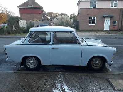 1979 trabant 601 classic car projects cars swap cars