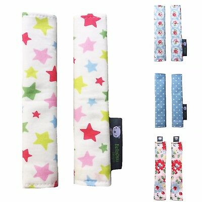 Pushchair Strap Covers Bugaboo, Mamas & Papas, Stokke or CUSTOM in Cath Kidston