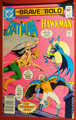 The Brave and the Bold #186 (May 1982, DC) Batman, Hawkman, Jim Aparo, & Nemesis