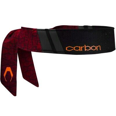 Carbon SC Paintball Headband (rot)