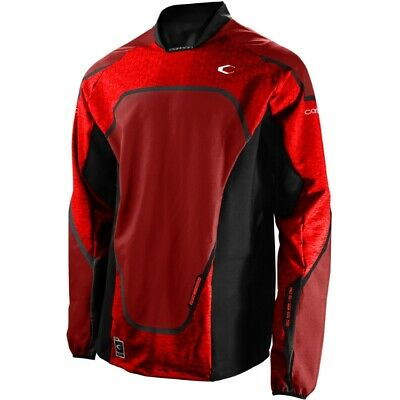 Carbon CC Paintball Jersey (rot) XL