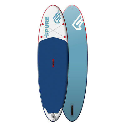 Fanatic Pure Air inflatable SUP 10.4 Stand up Paddle Board 2019