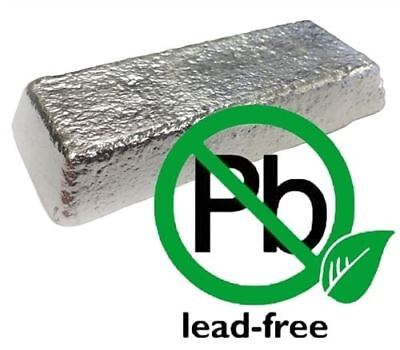 Lead Free Bullet Casting Alloy (88%-Bismuth, 12%-tin)