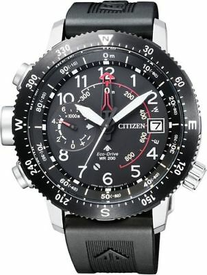 CITIZEN PROMASTER BN4044-23E Land Eco-Drive Altichron Men's Watch  From Japan
