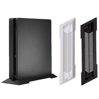 Vertical Stand Mount Dock Holder Base For Sony PS4 PlayStation 4 SLIM Console