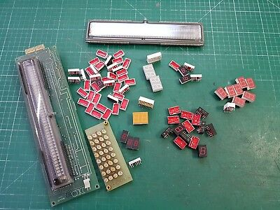7 Segment LED Display VFD Component Joblot