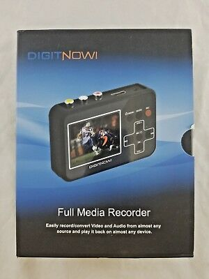 DIGITNOW!1080P HDMI to USB 3.0/2.0 Video Capture Dongle Video Converter Recorder