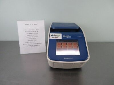 ABI Veriti 96 Well Thermal Cycler with Warranty SEE VIDEO