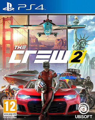 Ps4 The Crew 2   Italiano