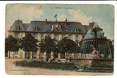 CPA-Carte postale-FRANCE- Nancy - L'académie - S3418