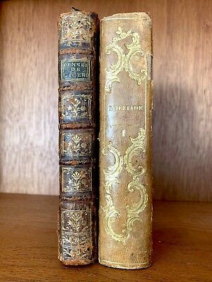 HOMER'S ILIAD and THOUGHTS OF CICERO 1777/85