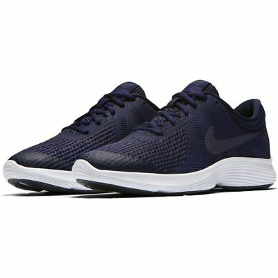 NIKE REVOLUTION 4 GS 943309 501 Juniors Girls Running Shoes Indigo ... de8d50d2f