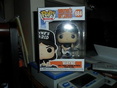 Funko Pop Movies # 684 Waynes World Wayne