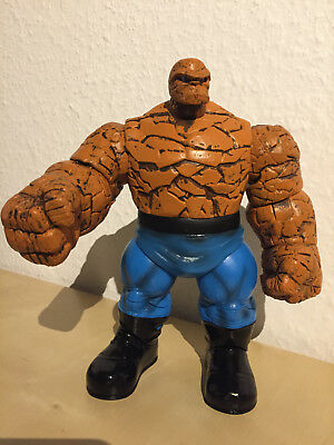 Thing Actionfigur Marvel Select Diamond Select Fantastic Four