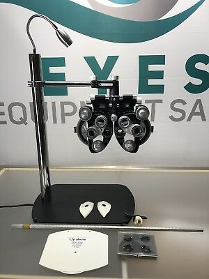American Optical Phoroptor / Phoropter- Plus 11635 Cylinder Ophthalmic Equipment