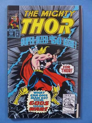 Thor 450 Super-Sized 450Th Issue High Grade!
