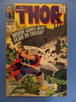 Journey Into Mystery 114 1965 Thor 1St Absorbing Man!