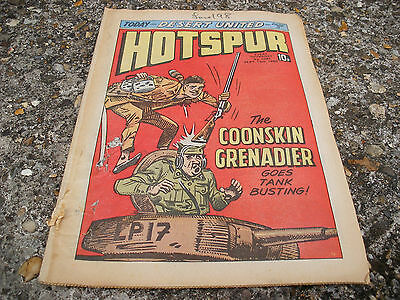 Hotspur Comic Sept 13 1980 Issue Number 1091