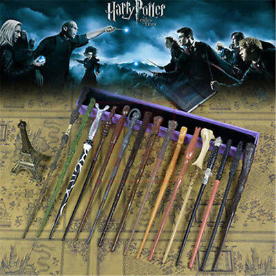 Harry Potter Style Hermione Dumbledore Cosplay Role College Magic Wand Gift UK