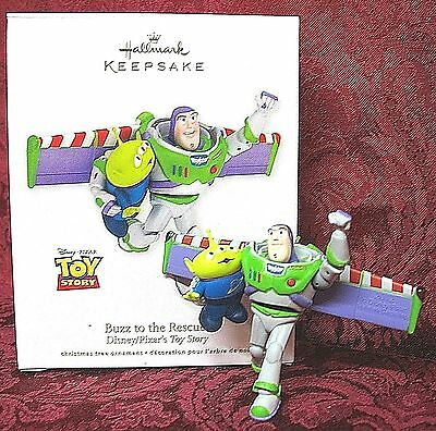 Hallmark 2012 Disney/pixar's Toy Story~Buzz To The Rescue