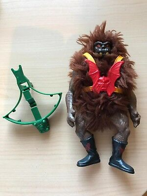 Black Face Grizzlor Mint  Masters Of The Universe He-man