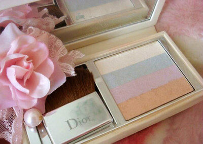 100%AUTHENTIC Exclusive DIOR DETECTIVE HIGHLIGHTER SHIMMER PEARLY POWDER PALETTE