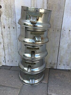 Vintage Ford Penny Gumball Machine Bases for Build and/or Restoration Five