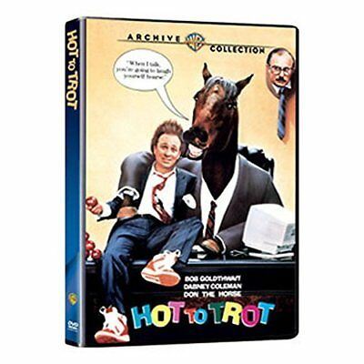 HOT TO TROT / (WS)-Hot to Trot (US IMPORT) DVD NEW