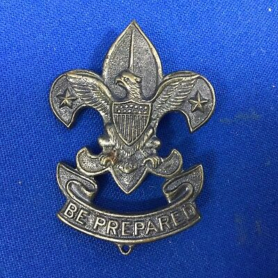 Boy Scout Early Vintage First Class Hat Pin