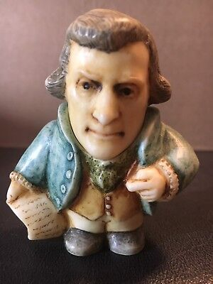 Thomas Jefferson, A Pot Belly Figurine By Harmony Ball