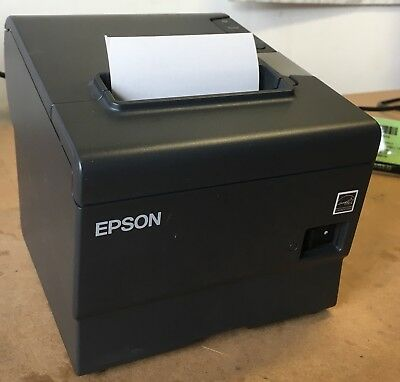 EPSON TM-T88V M244A Label Printer