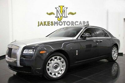 2012 Rolls-Royce Ghost ~$324,310 MSRP!!~ SPECIAL ORDERED CAR 2012 Rolls-Royce Ghost ~$324,310 MSRP!!~ SPECIAL ORDERED CAR~ ONLY 11K MILES!