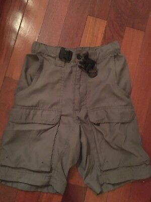 Boy Scouts Of America BSA Centennial Uniform Shorts Adult X-Small