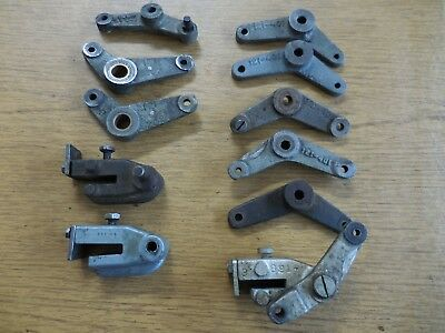 Various Levers for 1250 & LW Multilith Offset Press