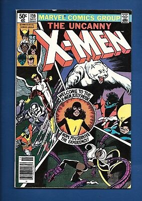 Uncanny X-Men Xmen #139 140 141 142 143  Marvel 1977 Days Future Past Comic Lot