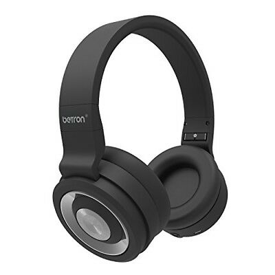 Betron BN15 Bluetooth Headphones, Wireless, 10m, Built in Microphone for iphone
