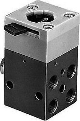Festo 10192 SVS-4-1/8 Air Pneumatic Front Panel Valve