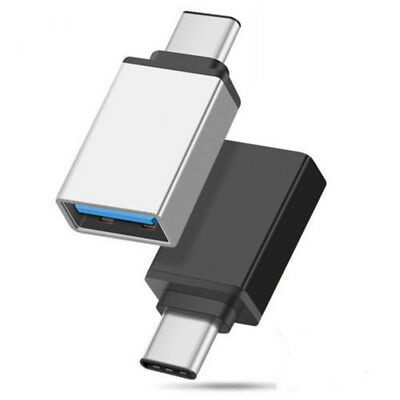 USB-C 3.1 Male Type C to USB Adapter 3.0 A Female Data Converter Connector OTG