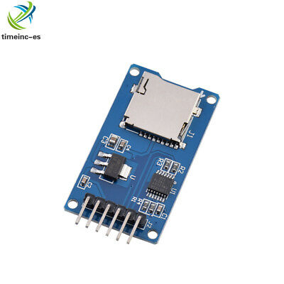 2Pcs Micro SD Storage Board Micro SD TF Card Memory Shield Module SPI Arduino