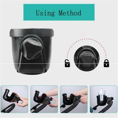 Baby Universal Stroller Cup Holder Pram Drink Bottle Storage Bag Organiser C